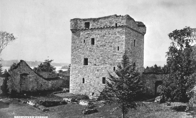General view of castle.
