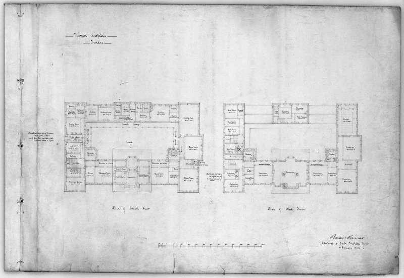 Plans. Scanned image of D 39779.