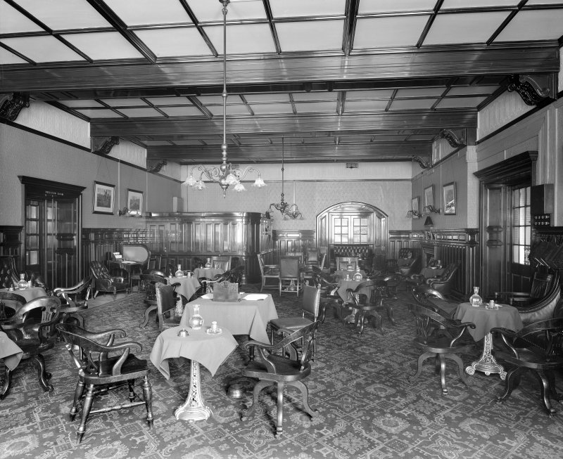 General view of Lounge.