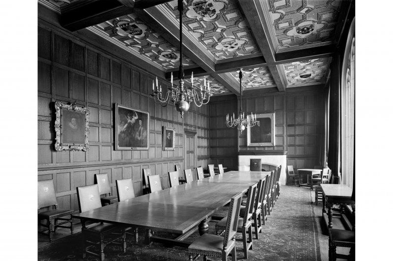Interior -view of board room