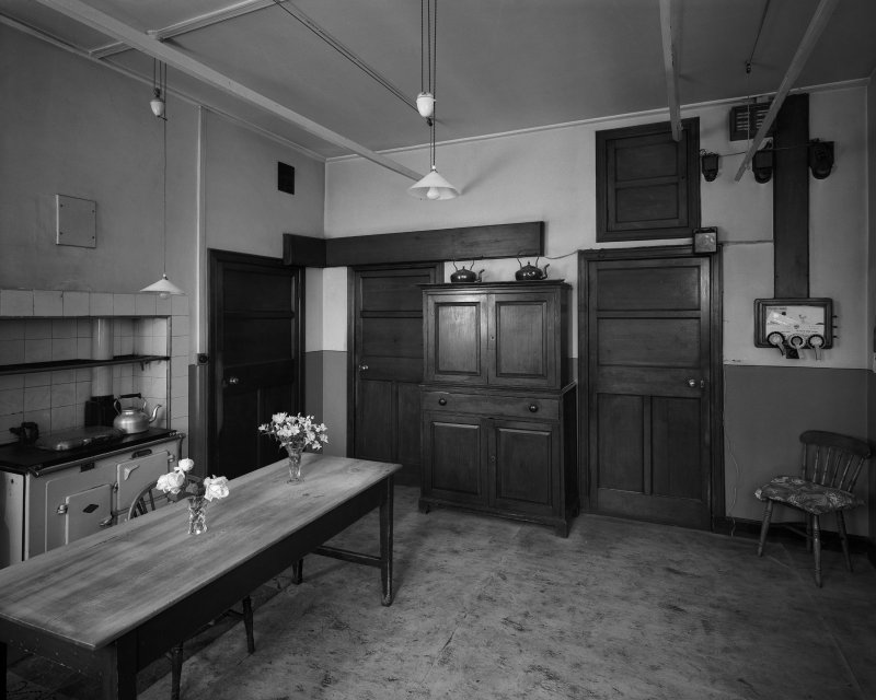 General view of kitchen from West. Digital image of AY 3857.