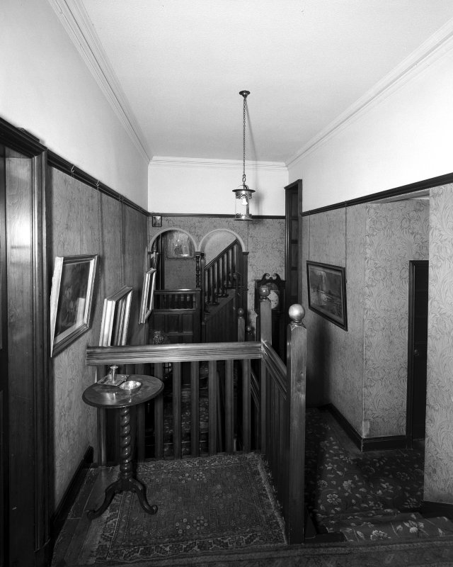 General view of staircase hall from North-East. Digital image of AY 3851.