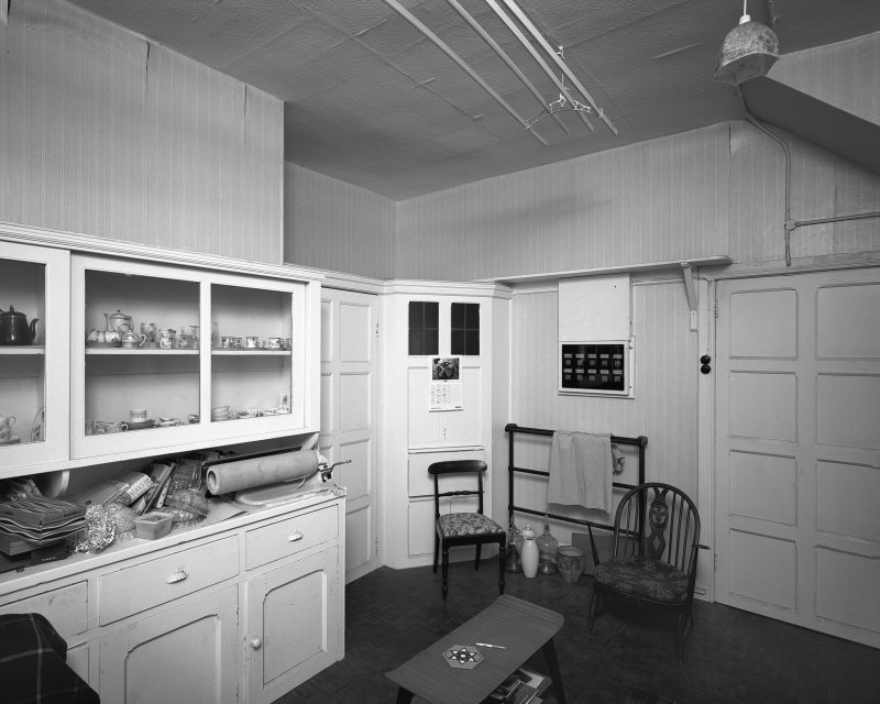 General view of kitchen from East. Digital image of B 572267.