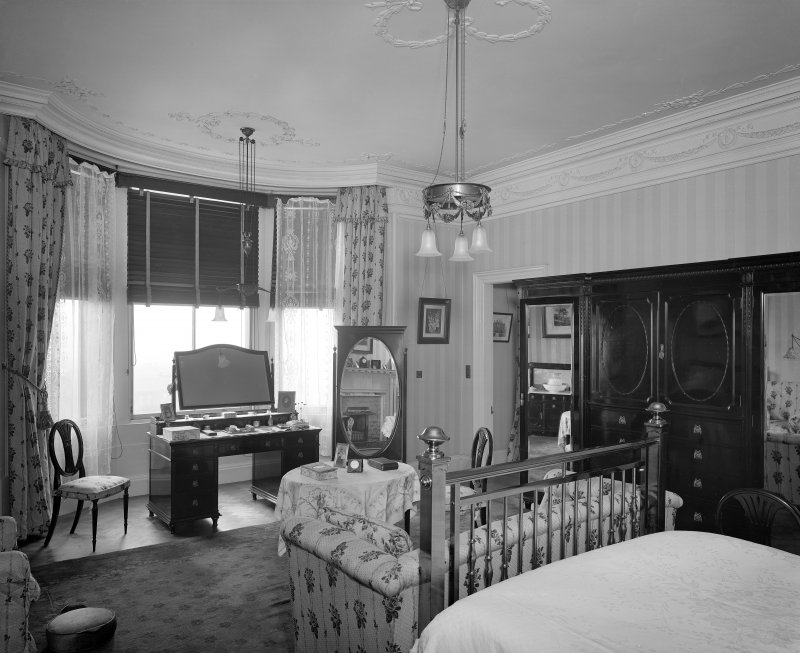 Interior - view of bedroom