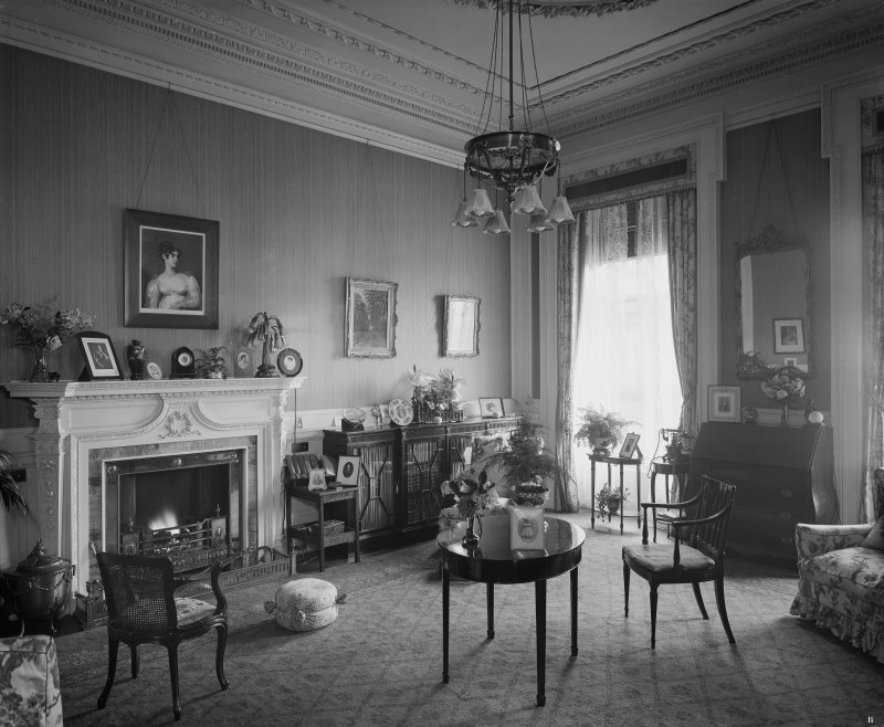 Interior - view of sitting room