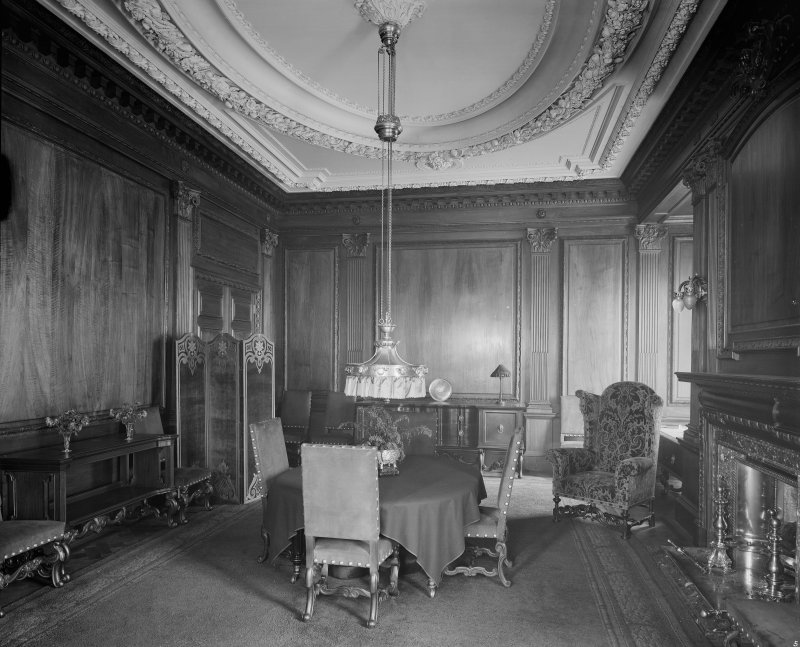 Interior - view of dining room