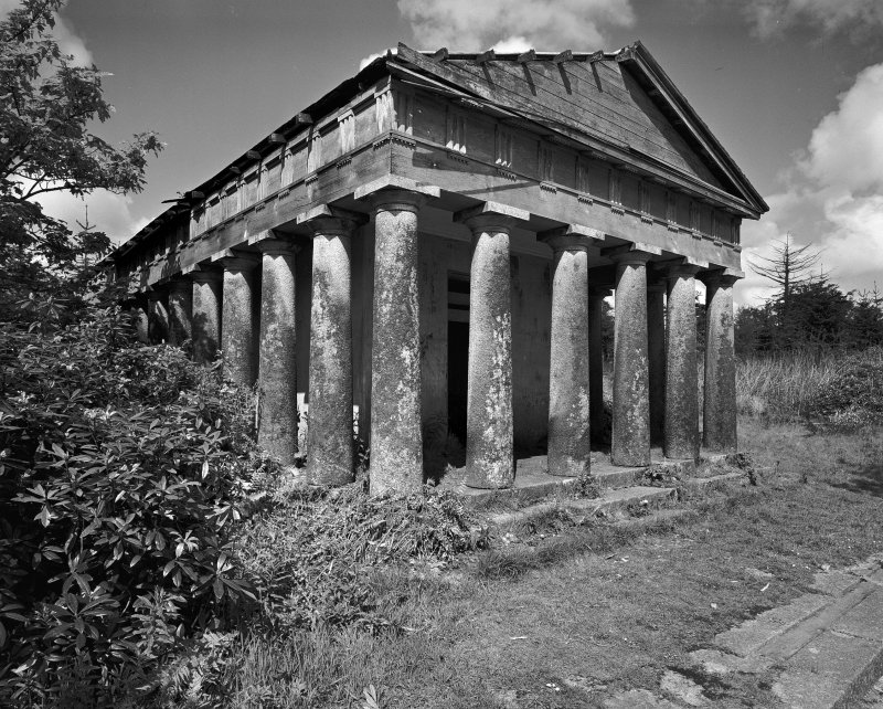 View of Temple of Theseus from South East. Digital image of AB/1960.