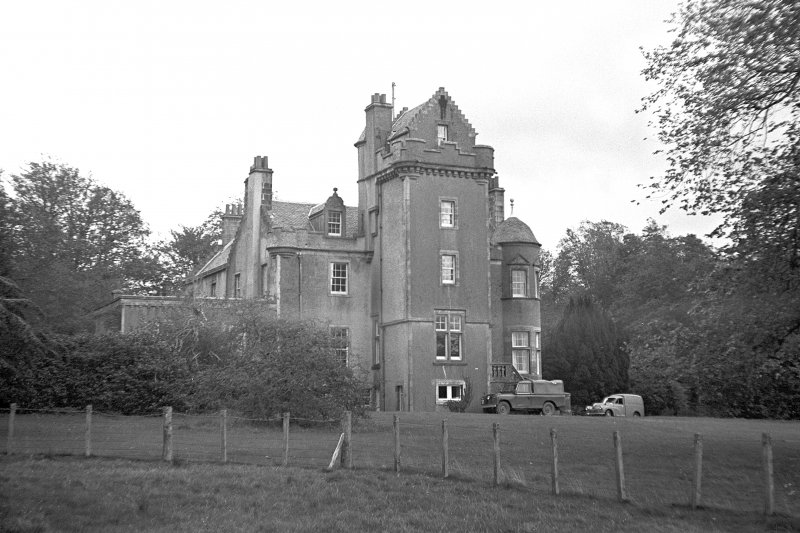 Castle Lachlan (New). General view.
