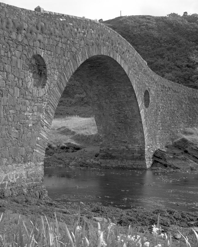 Clachan Bridge. View from South-West.