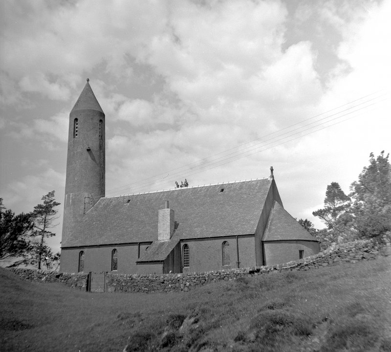 Mull, Dervaig, Kilmore Parish Church. General view.