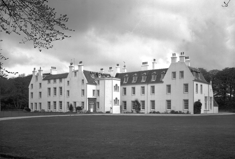 Islay House, Islay. View from South West.
