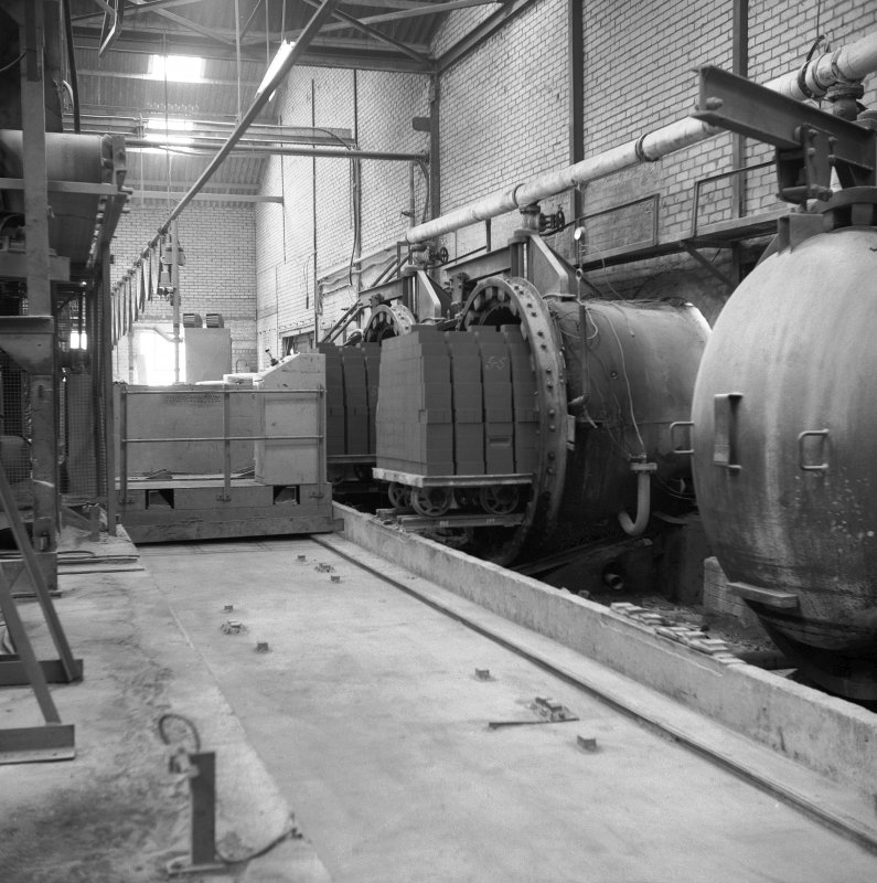 Two views of intake ends of autoclaves. Digital image of B/10009/4.