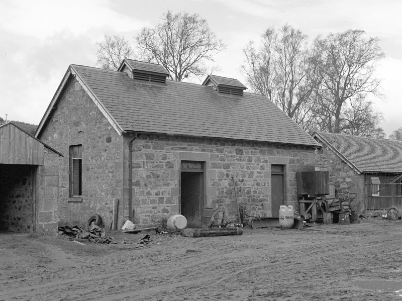 View of Farm Building from south Digital image of B 7818