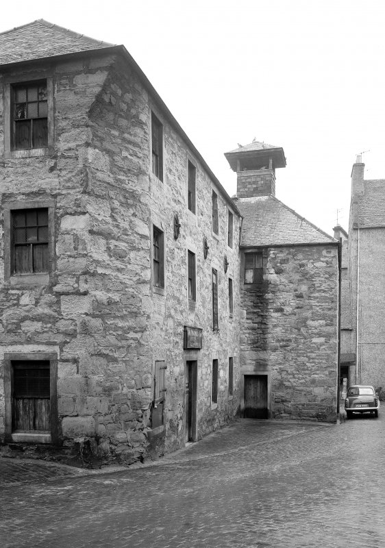 Perth, City Mills. General view of lower mill. Digital image of PT 1236.