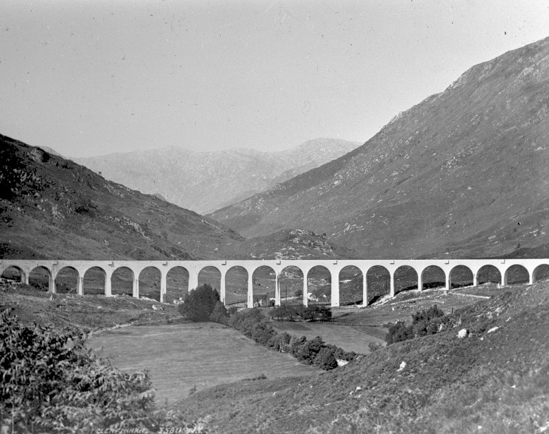 View showing viaduct