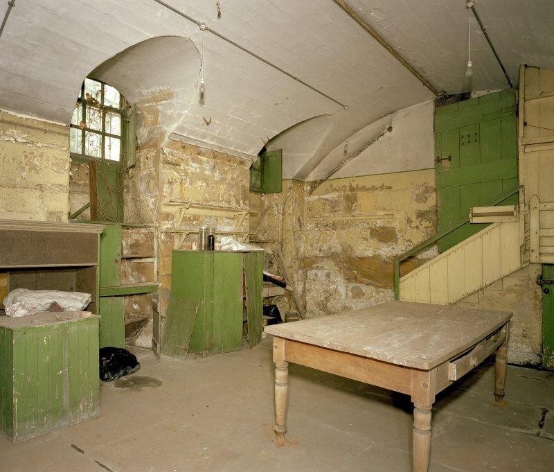 Former kitchen, view from East South East Digital image of D/12685/cn