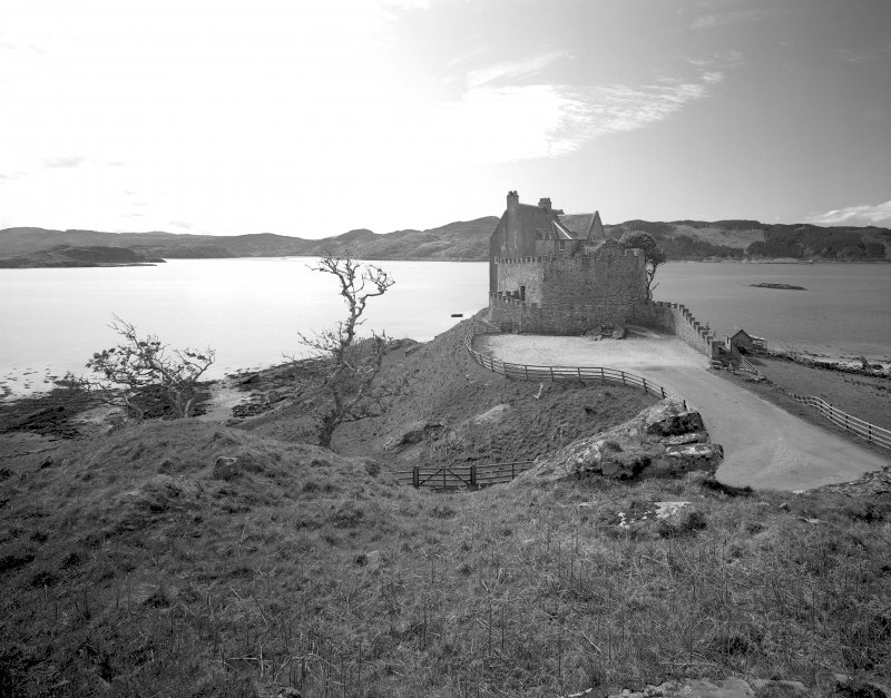 Duntrune Castle View from NE Digital image of AG/14433