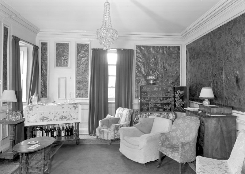 Interior. View of the Leather Room. Digital image of ED 1947.