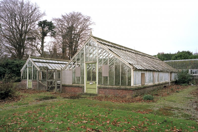 Greenhouses -view from SE Digital image of E 3960 cn