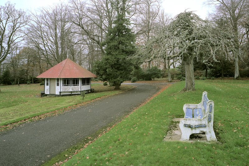 View of recreation ground pavilion from NE Digital image of E 3975 cn