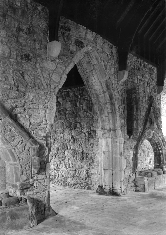 Interior. View from SW. Digital image of IN 449