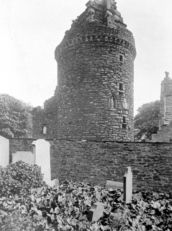 General view of tower Digital image of O 648