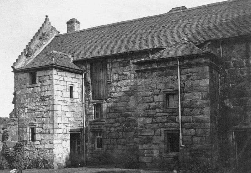 Exterior - North West Henry Kerr Collection Digital image of F 6120