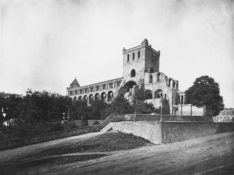 Jedburgh Abbey. Digital image of C 96089 PO