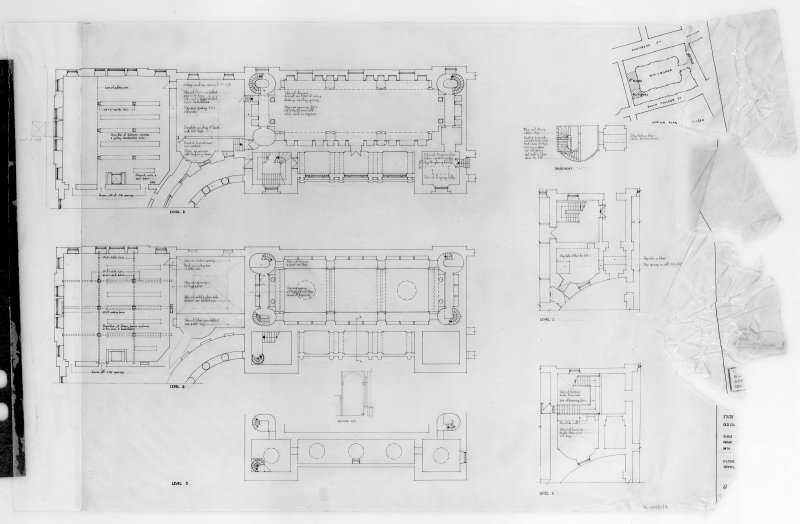 Renovation. Student Art Centre. Scanned image of IGL W612/31/2 [negative number to be supplied].