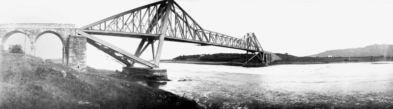 View of Connel Bridge.