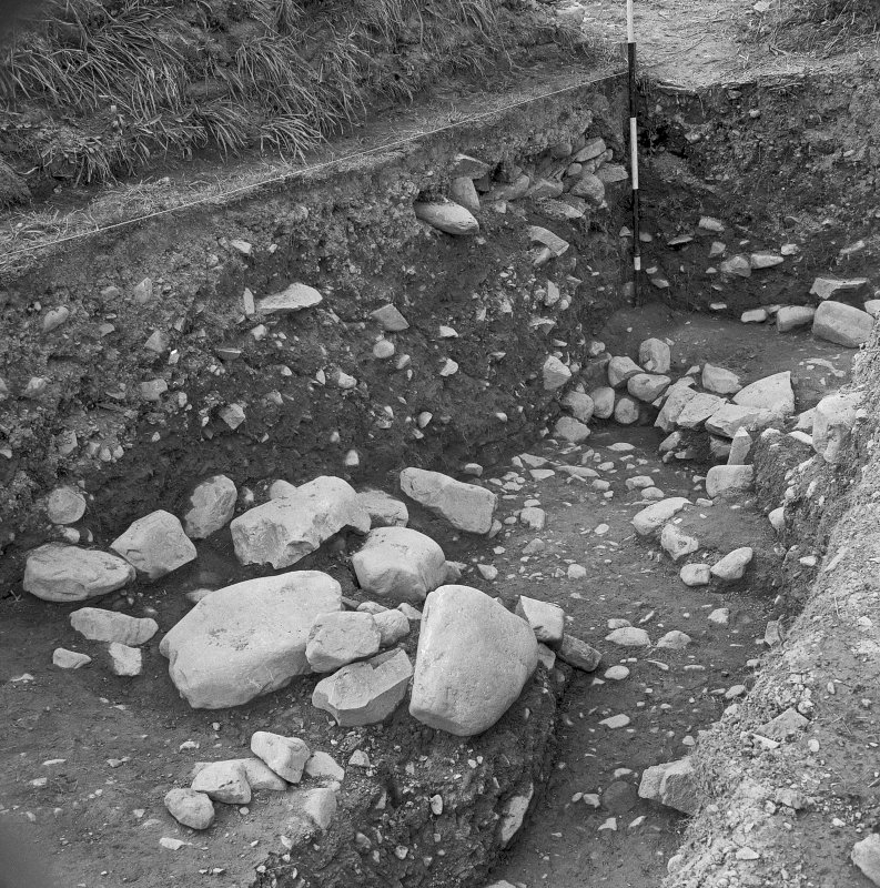 Excavation photographs: Views of excavations and general views.
