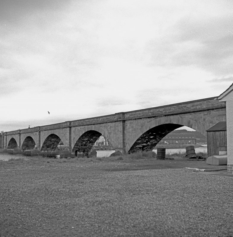 View of Ness Viaduct, Inverness