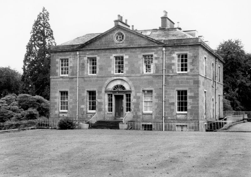 Pitlour House General View
