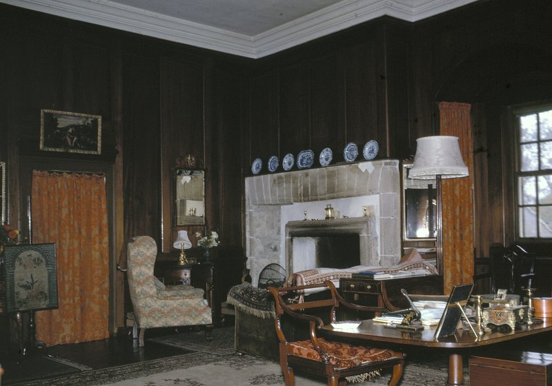 Interior. View of drawingroom.