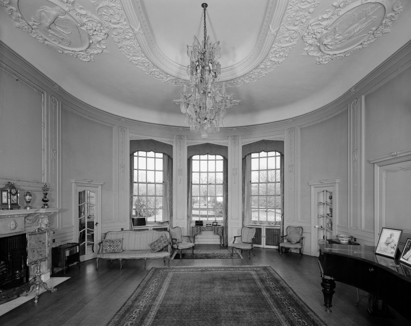 Interior. First floor. Drawing Room.