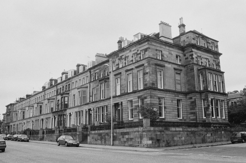 General view of 21-39 Hyndland Road.