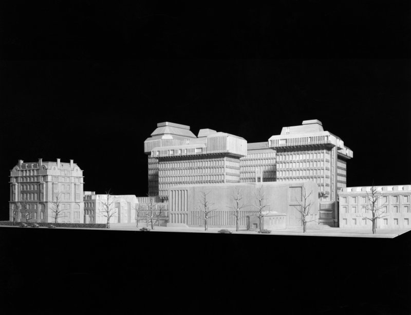 View of model.