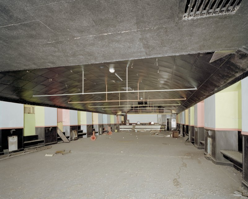 Interior. 2nd floor. Dance area