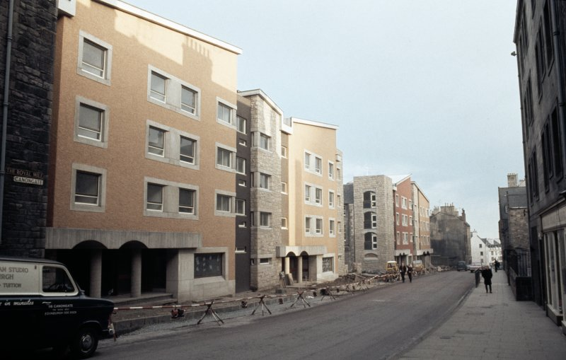 View of housing.