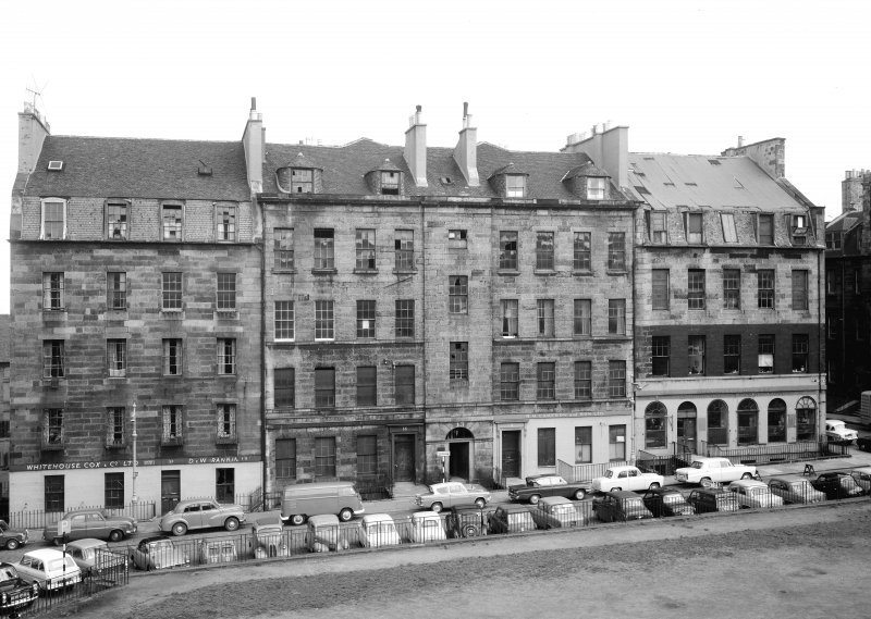 6 - 15 St James Square General view, also showing Whitehouse Cox & Co Ltd and D & W Rankin