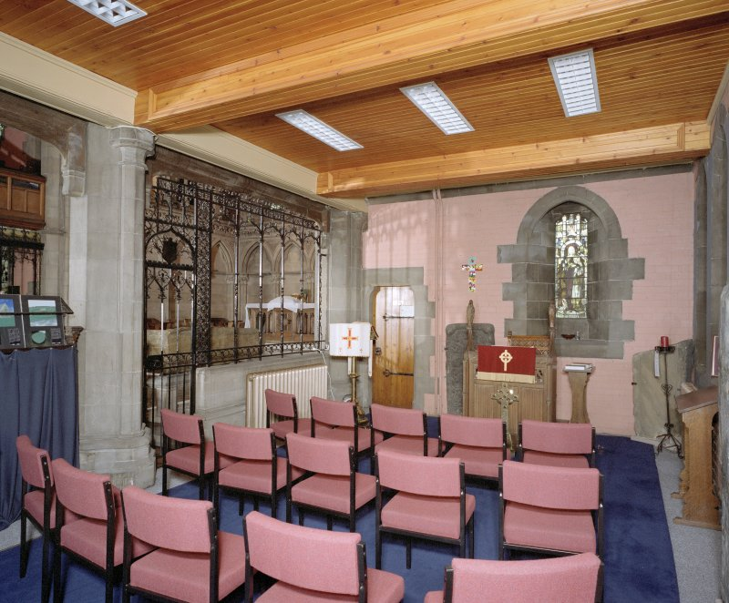Interior. View of Baptistry