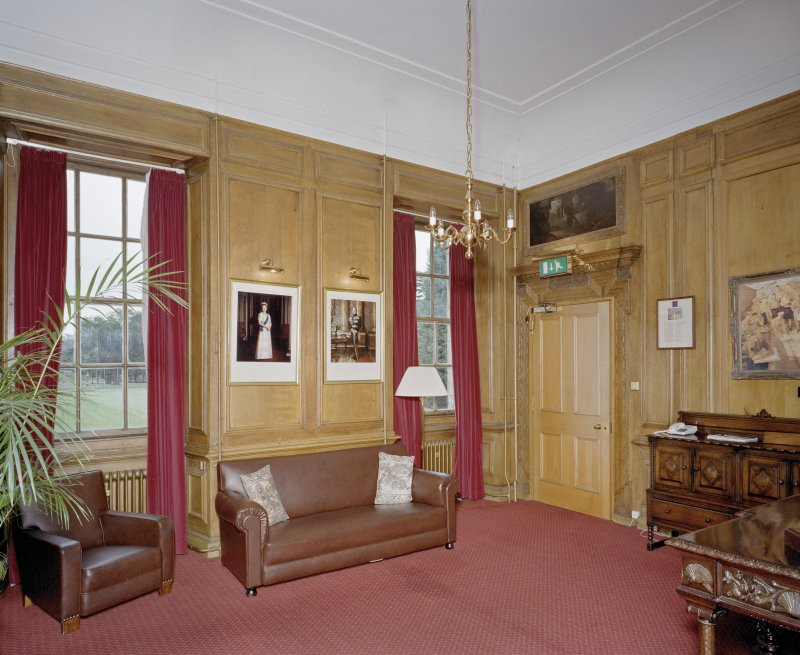 Interior. General view of Inner hall.
