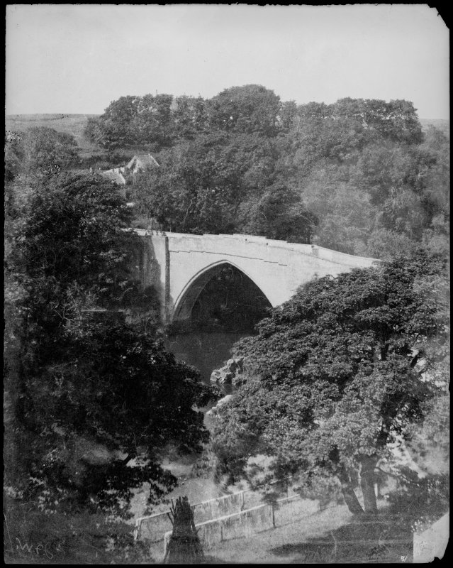 View of Brig of Balgownie.