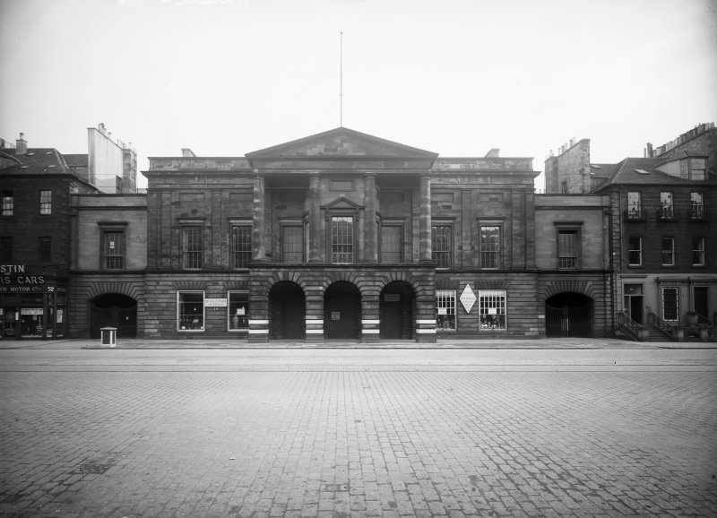 The Assembly Rooms. General view.