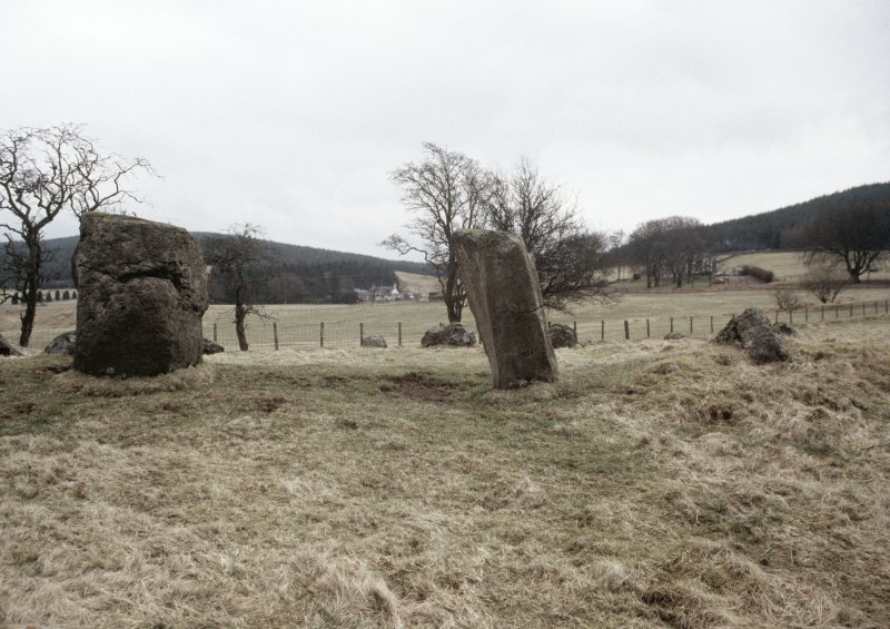 Cote, 'Girdle Stanes', stone circle