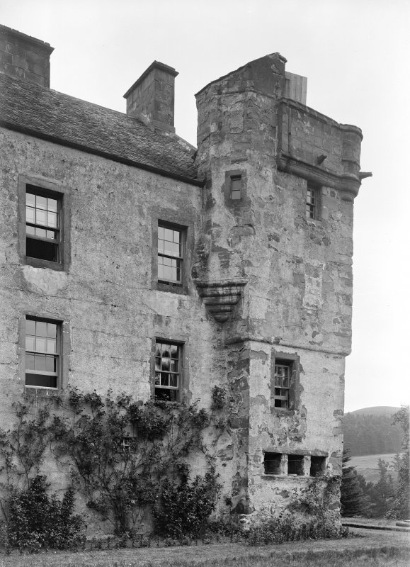 View from West of Pitcairlie House. Inventory Item No. 435