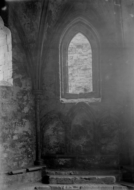 Interior of Chapter House