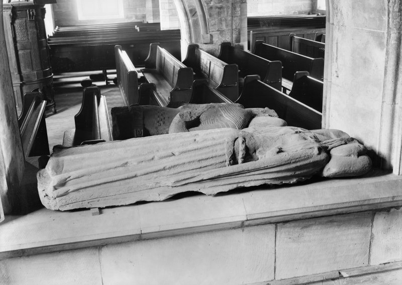 Effigies, Stewart of Innermeath and spouse