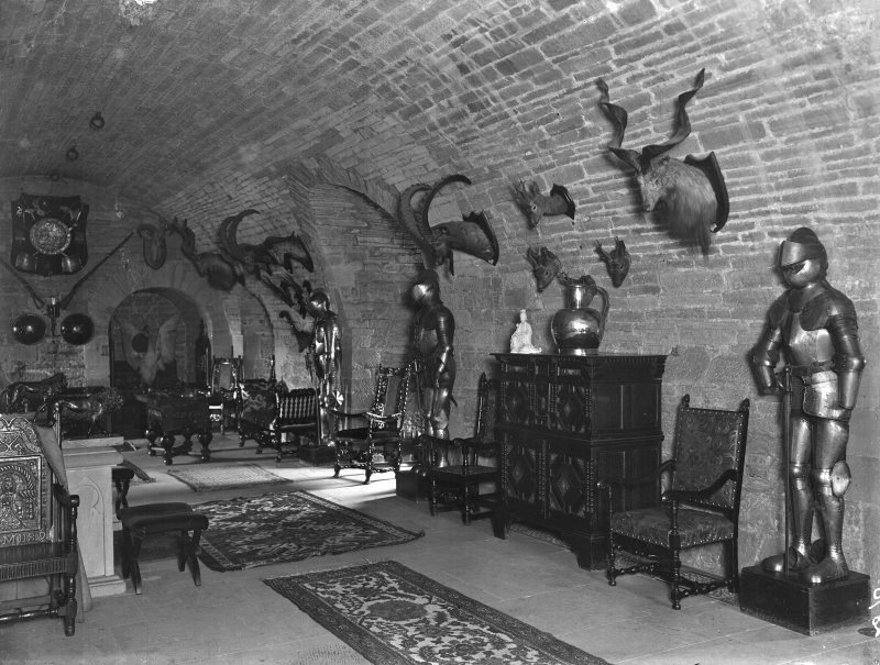 View of crypt.