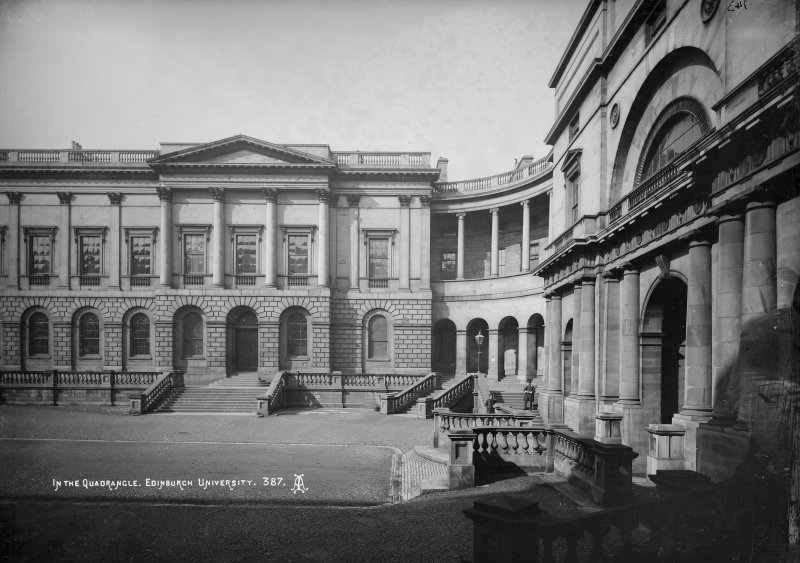 General view of the Quadrangle